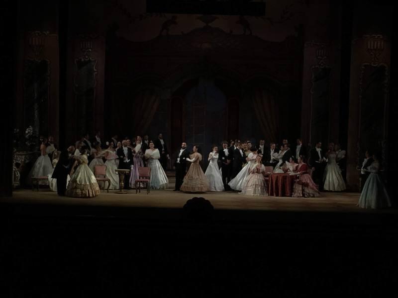 La Traviata a Odessa